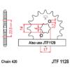Kép 1/2 - JTF1127,15_JTF1127-15_jtsprocket