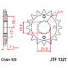 Kép 1/2 - JTF1321.13_JTF1321-13_JT_honda_crf250_xr250_cbf250_jtsprocket