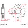 Kép 1/2 - JTF1371.15_JTF1371-15_JT_hornet_cb600_cbf600_cbr600_jtsprocket