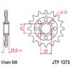Kép 1/2 - JTF1373.16_JTF1373-16_JT_honda_ct700_ctx700_nc700_jtsprocket
