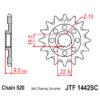 Kép 1/2 - JTF1442SC.13_JTF1442-13SC_jt_suzuki_rmz250_jtsprocket