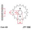 Kép 1/2 - JTF1550.14_JTF1550-14_JT_betamotor_husqvarna_yamaha_jtsprocket