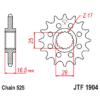 Kép 1/2 - JTF1904.16_JTF1904-16_JT_ktm_950_990_jtsprocket