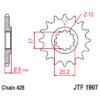 Kép 1/2 - JTF1907.14_JTF1907-14_JT_husquarna_ktm_jtsprocket