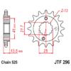 Kép 1/2 - JTF296.15_JTF296-15_jt_transalp_jtsprocket