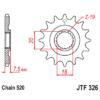 Kép 1/2 - JTF326.13_JTF326-13_JT_honda_cr125_jtsprocket
