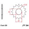 Kép 1/2 - JTF394.17_JTF394-17_JT_aprilia_RS125_jtsprocket