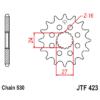 Kép 2/2 - JTF423rb.17_JTF423-17rb_JT_suzuki_gsxr1000_jtsprocket