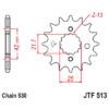 Kép 1/2 - JTF513.15_JTF513-15_JT_kawasaki_suzuki_yamaha_jtsprocket