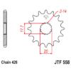 Kép 1/2 - JTF558.13_JTF558-13_JT_yamaha_jtsprocket