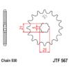 Kép 1/2 - JTF567.16_JTF567-16_JT_yamaha_jtsprocket