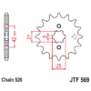 Kép 1/2 - JTF569.12_JTF569-12_JT_yamaha_jtsprocket