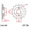 Kép 1/2 - JTF736.14_JTF736-14_JT_cagiva_jtsprocket