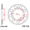 Kép 1/2 - JTR1131.60_JTR1131-60_JT_mbk_jtsprocket