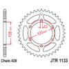 Kép 1/2 - JTR1133.52_JTR1133-52_JT_motorhispania_peugeot_jtsprocket