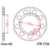 Kép 1/2 - JTR1134.54_JTR1134-54_JT_derbi_motorhispania_jtsprocket