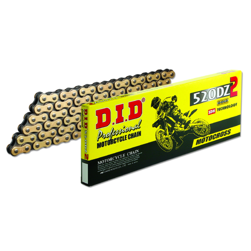 D.I.D 520DZ2 110L GOLD