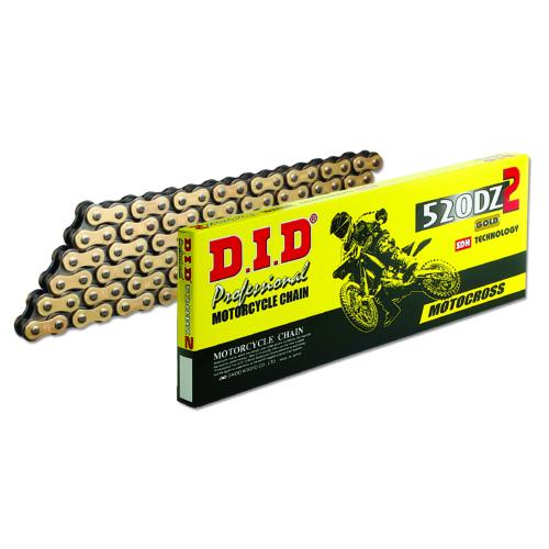 D.I.D 520DZ2 114L GOLD