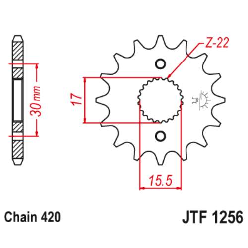 JTF1256.15_JTF1256-15_JT_honda_cr80_cr85_jtsprocket