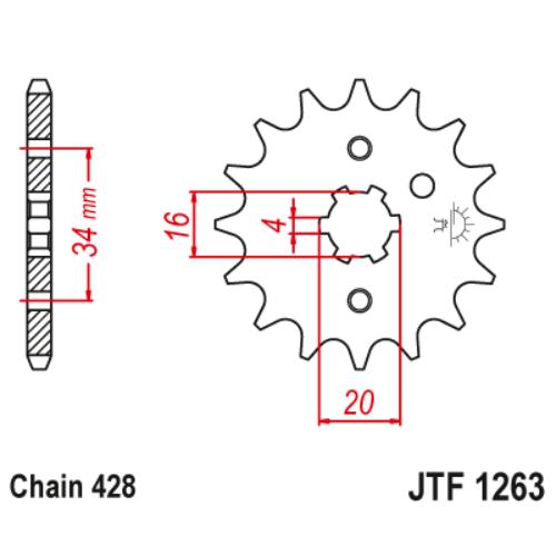 JTF1263.14_JTF1263-14_JT_kawasaki_malaguti_rieju_suzuki_jtsprocket
