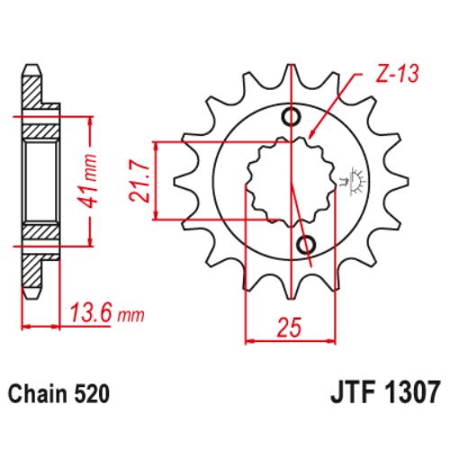 JTF1307.14_JTF1307-14_JT_honda_xr650_jtsprocket