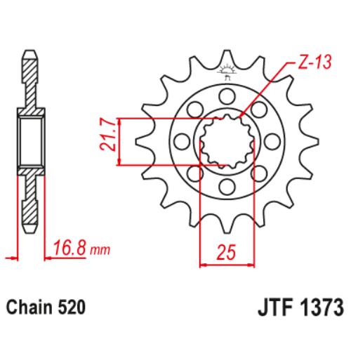 JTF1373.16_JTF1373-16_JT_honda_ct700_ctx700_nc700_jtsprocket
