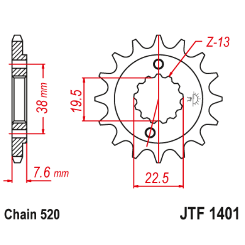 JTF1401.13_JTF1401-13_JT_suzuki_ltz400_ltr450_jtsprocket