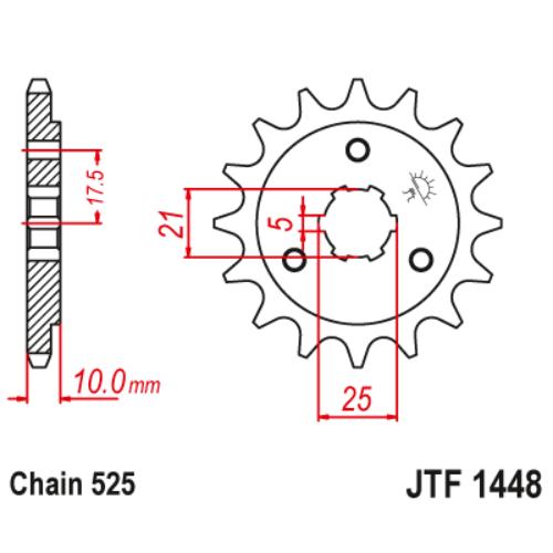JTF1448.15_JTF1448-15_JT_suzuki_dr650se_dr800_jtsprocket