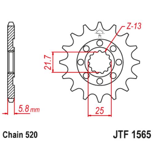 JTF1565.13_JTF1565-13_JT_kawasaki_kx450f_jtsprocket