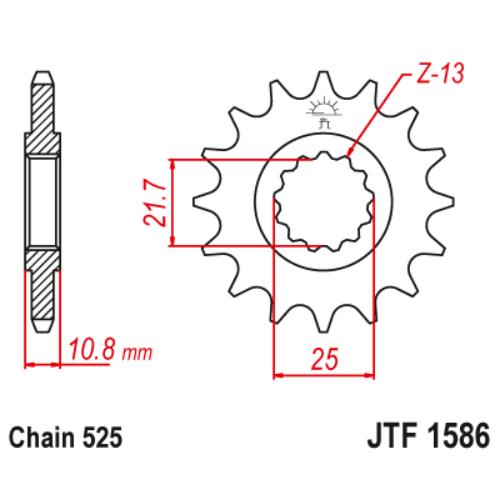 JTF1586.17_JTF1586-17_jt_yamaha_tdm850_trx850_jtsprocket
