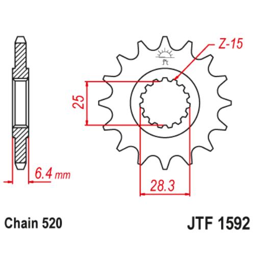 JTF1592.14_JTF1592-14_JT_yamaha_yfz450_yfm700_jtsprocket