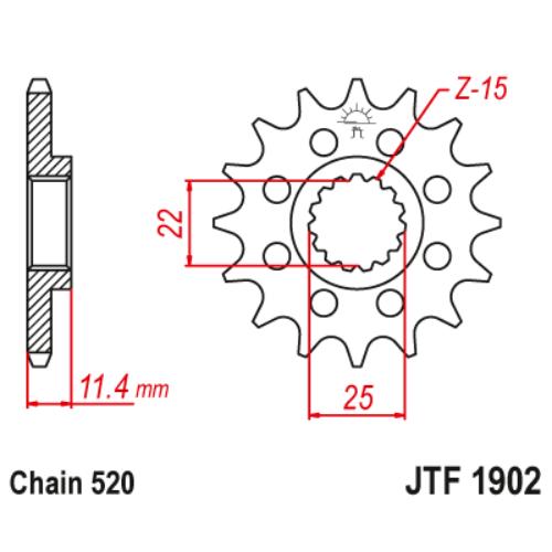 JTF1902rb.17_JTF1902-17rb_JT_ktm_jtsprocket