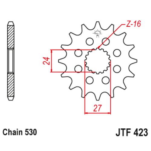 JTF423.16_JTF423-16_JT_suzuki_gsxr1000_jtsprocket