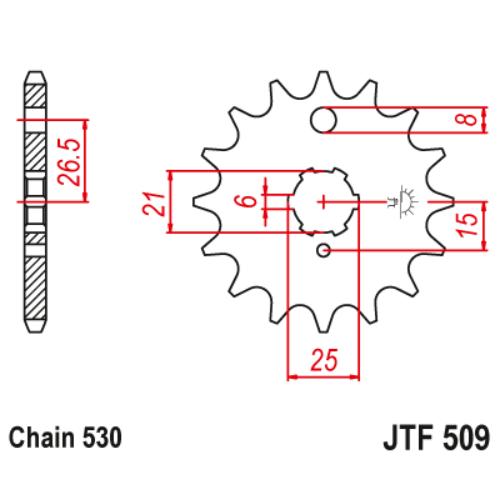 JTF509.15_JTF509-15_JT_kawasaki_jtsprocket