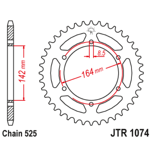 JTR1074.44_JTR1074-44_JT_hyosung_jtsprocket