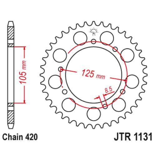 JTR1131.48_JTR1131-48_JT_malaguti_rieju_jtsprocket