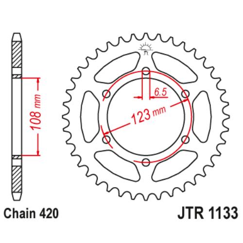 JTR1133.52_JTR1133-52_JT_motorhispania_peugeot_jtsprocket